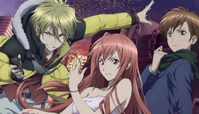 Zetsuen no Tempest - Daftar Anime Fantasy Terbaik Sepanjang Masa