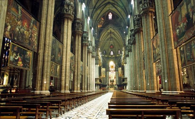 Informações sobre a Catedral de Milão