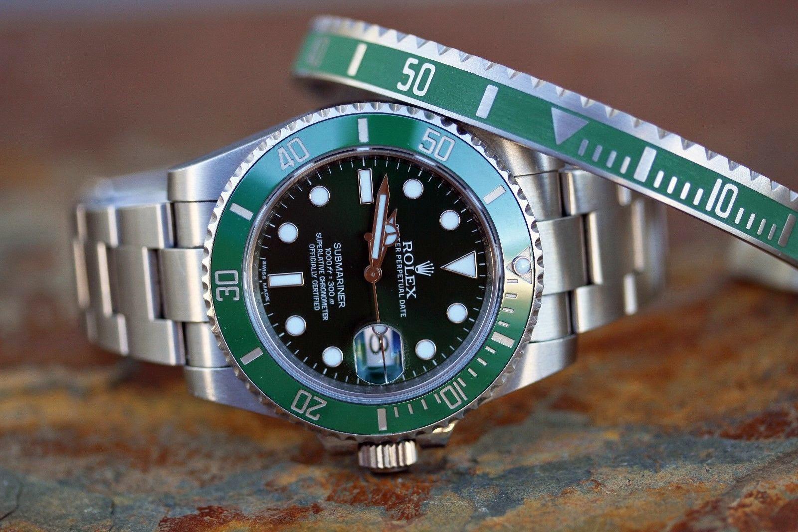 Watchik: Rolex Submariner bracelets