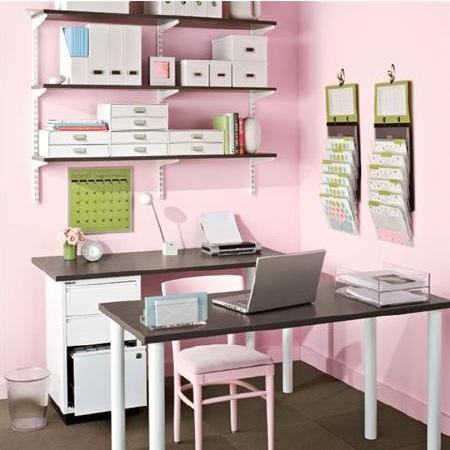 Boston handmade unique home organization tips - Home office organization ideas ...