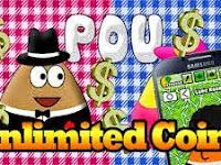 POU v1.4.73 Mod Apk (Unlimited Money Coins)