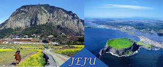 wisata pulau jeju , korea selatan