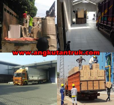 Angkutan Truk Jakarta Makassar