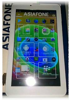 Asiafone Af9988 - Tablet Murah Ram 1gb 600 Ribuan Mei 2016