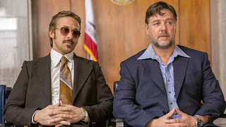 The Nice Guys Ryan Gosling Russell Crowe