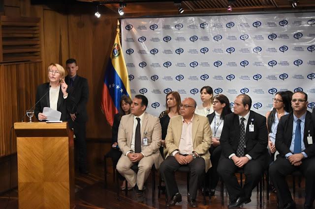 """Ortega Díaz no fue al TSJ """"para convalidar un circo"""": """"Sabemos que va a operar mi remoción"""""""