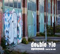 Das Cover zum HipHop-Album Double Vie von Zweierpasch