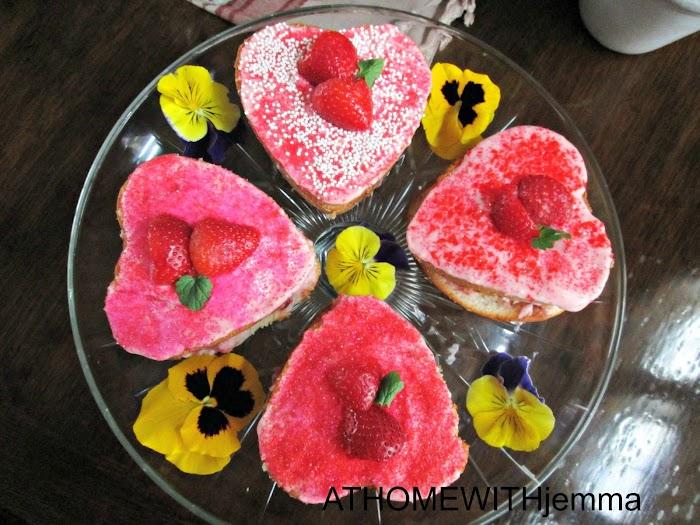 Give Me Some Love-Valentine Cake