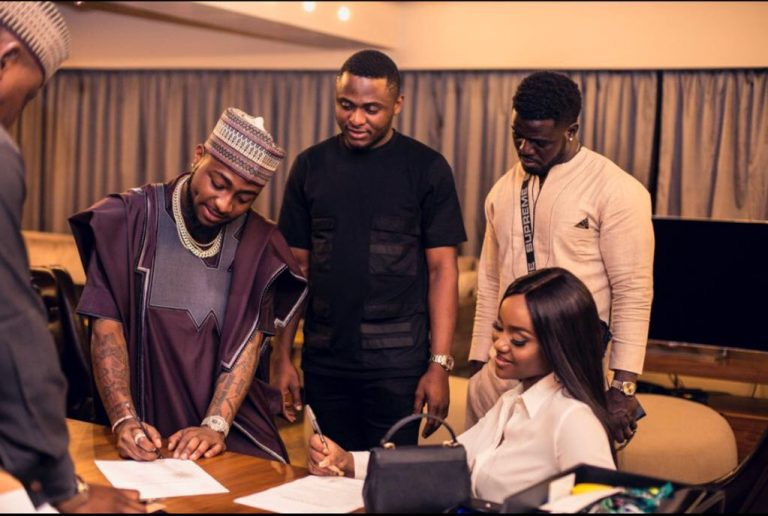 Davido, Chioma Partners With Dunes Centre For Cooking Show