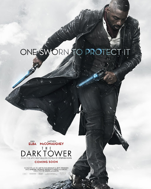 Idris Elba - The Dark Tower Poster