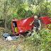 PM resgata casal e bebê após acidente em Ibirapitanga-BA