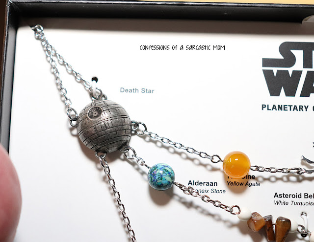 Inner geeky girl - Star Wars necklace