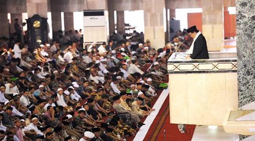 Contoh Teks Khutbah Jum'at Bulan Muharram Tentang Hikmah Dibalik Hijrah