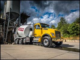 Kenworth T880S Mixer Truck