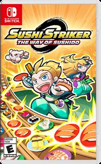 Sushi Striker The Way of Sushido Switch XCI NSP