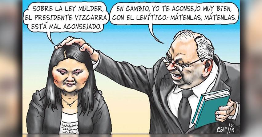 Carlincaturas Sábado 23 Junio 2018 - La República