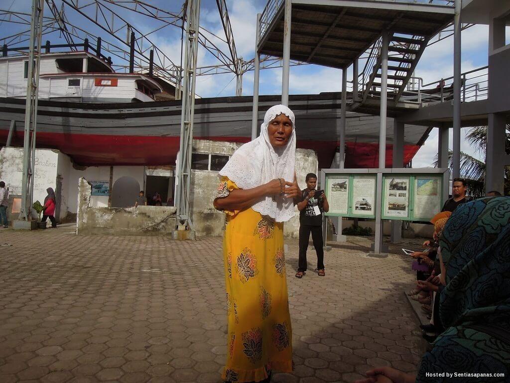 Nyawa Ibu Bundiya Selamat Dari Tsunami Berkat Surah Al-Fatihah