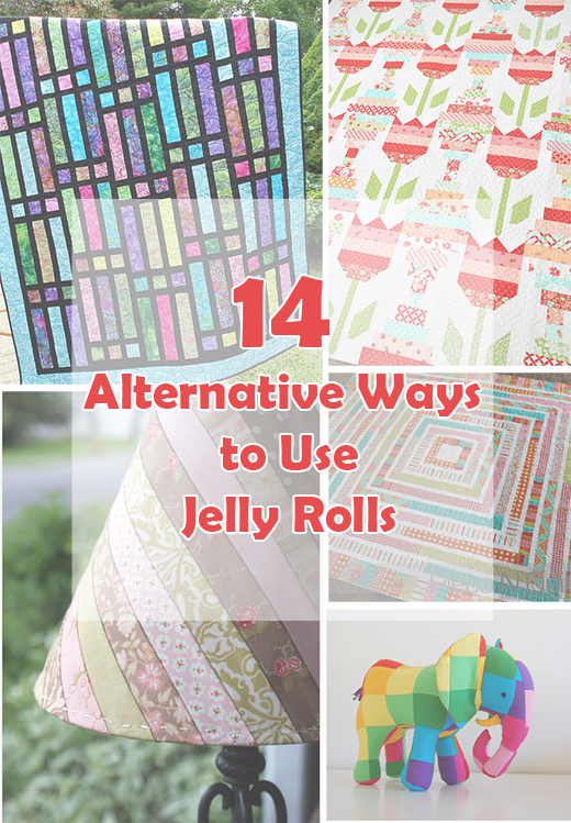 14 Alternative Ways to Use Jelly Rolls