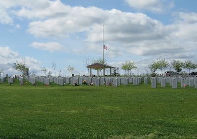 Northern California Veterans Cemetery