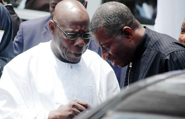 I warned Jonathan's government about the recession – Obasanjo