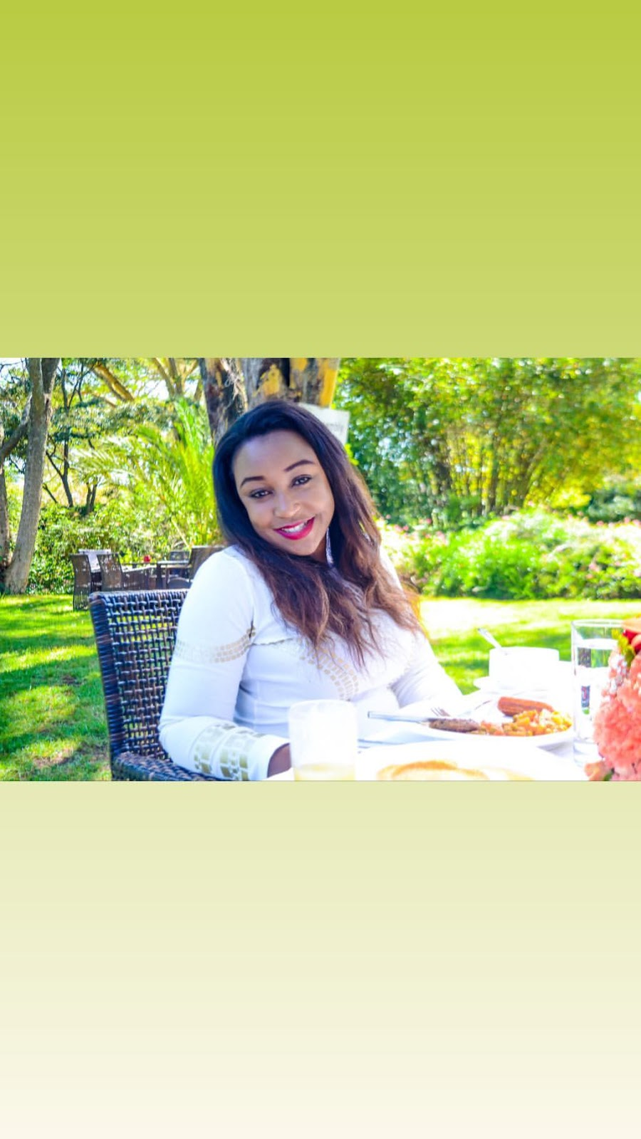 Couple Goals, Dennis Okari Move Aside. Meet Betty Kyallo's New Man.
