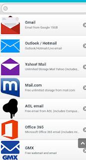 Android ফোনে সব রকমের Email খুলুন একটি Apps মাধ্যমে