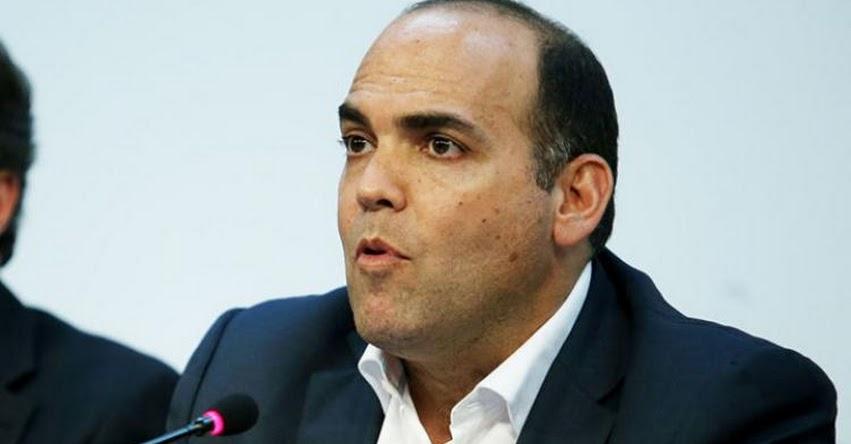 Ha sido un honor servir al país, sostuvo Fernando Zavala tras negativa a la cuestión de confianza del Congreso