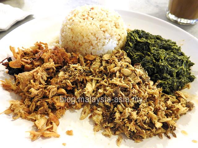Sarawak Kelabit Food