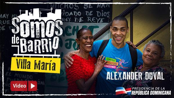 VIDEO: Somos de Barrio. María Auxiliadora. Alexander Duval