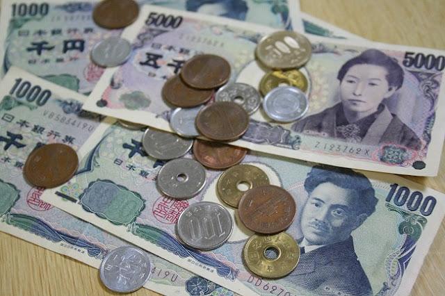 Đổi tiền Nhật Bản 2