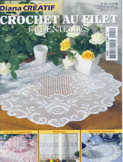 Set de revistas de crochet en pdf | Patrones crochet
