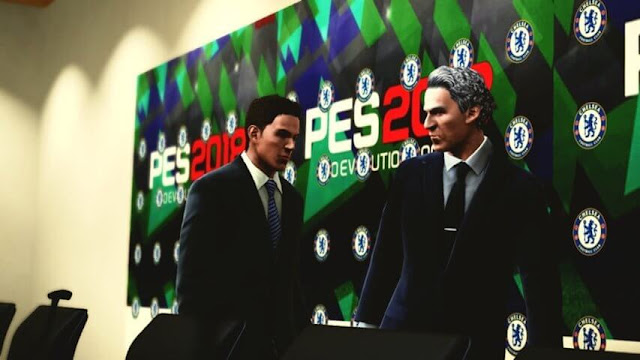Graphic PES 2018 for PES 2013