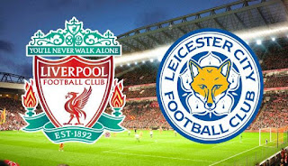 Susunan Pemain Liverpool vs Leicester City