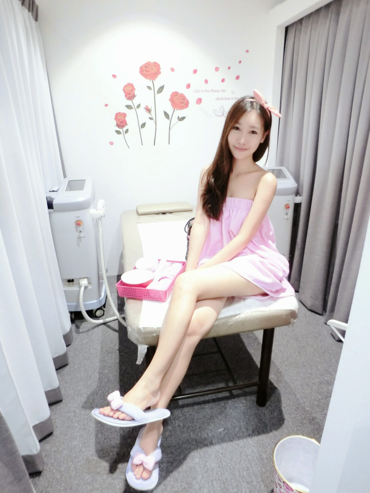 Sheena Phua: Best full body hair removal salon in SIngapore
