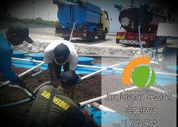 Jasa Sedot Tinja Area Bangkingan Surabaya Murah