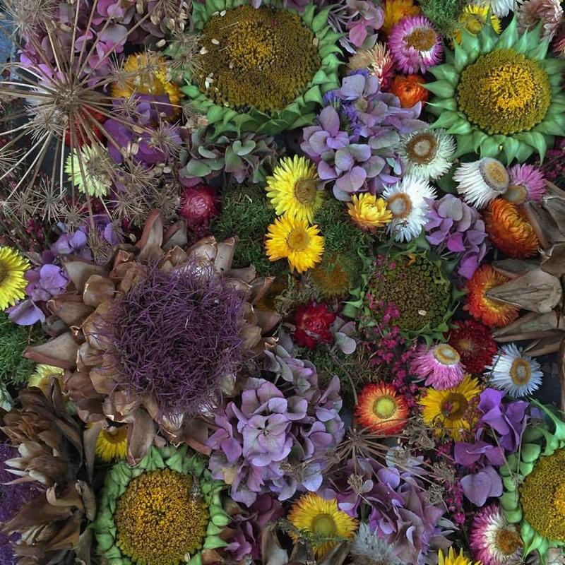 Inspiración de Otoño -  Autumn floral