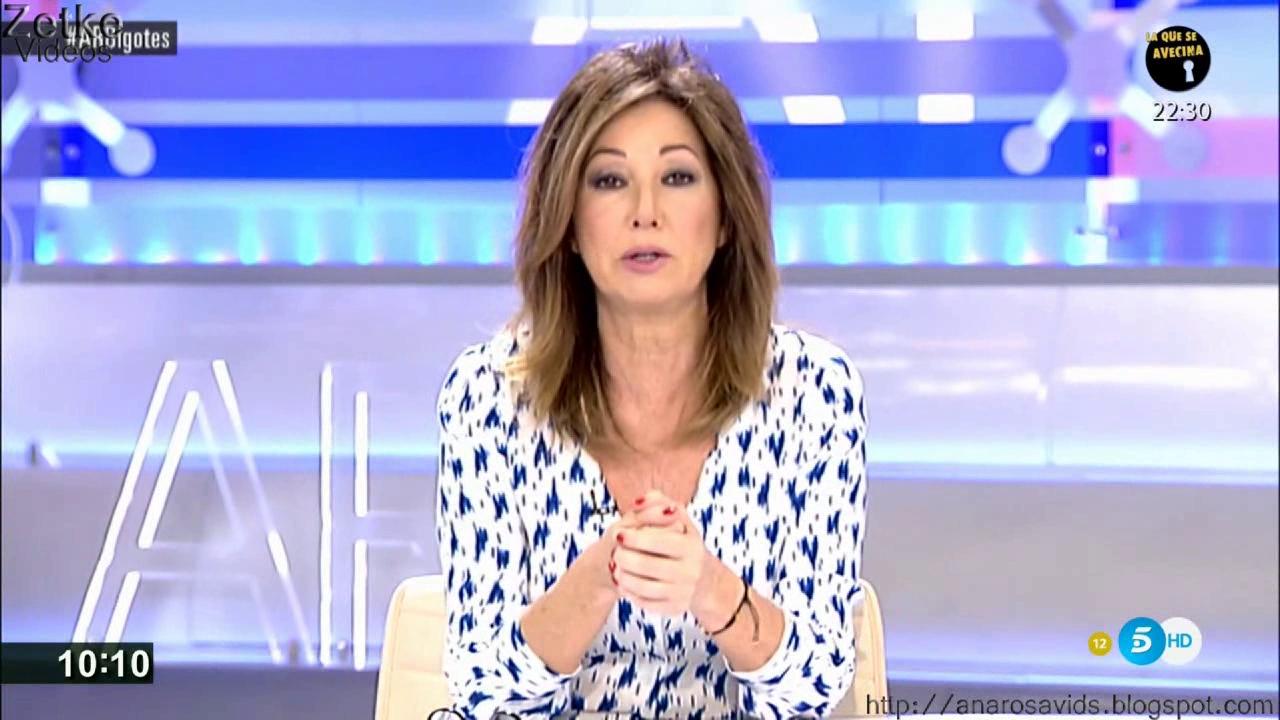 27 Abril 2015 Ana Rosa Quintana Vídeos.