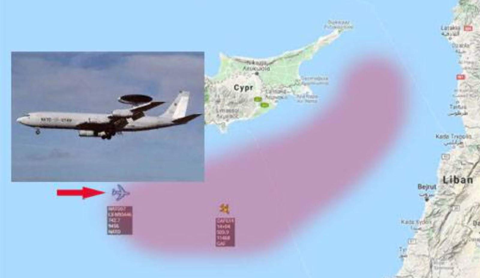 Pesawat AWACS NATO mulai Kepo dengan S-300