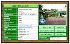 Download Aplikasi Cetak Raport Kurikulum 2013 Format Excel.Xlsx