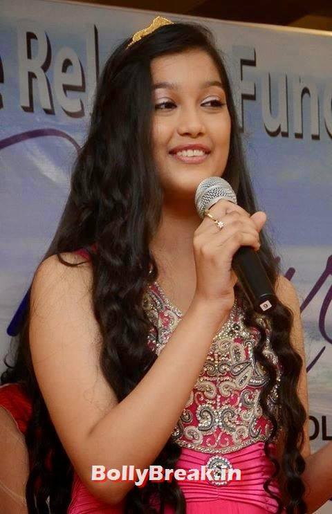 Digangana Suryavanshi Singing, Digangana Suryavanshi Hot Pics - Longest Hair Ever