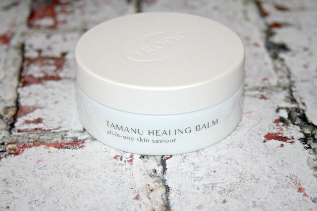 Tropic Skincare Tamanu Healing Balm Tub