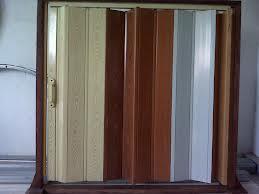 jual pvc folding door