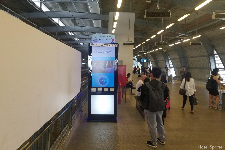 Bangkok, Tajlandia - informacje praktyczne i porady - transport publiczny