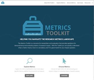 http://www.metrics-toolkit.org/