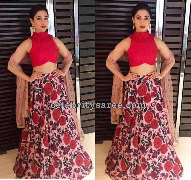 Celebrities in Ashwini Reddy Lehengas