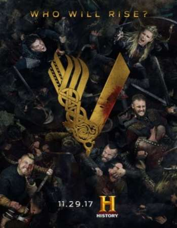 Vikings S05E18 350MB Web-DL 720p ESubs