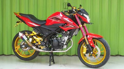 Gambar Modifikasi Motor Honda ALL New CB150R Terkeren 2017
