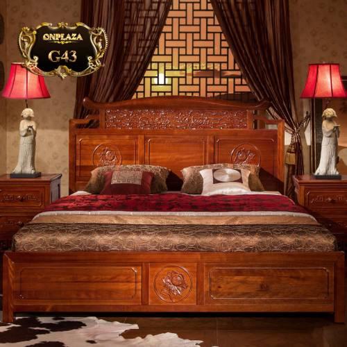 Giường ngủ đẹp mắt, độc đáo