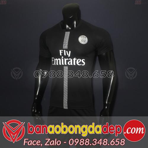 Áo CLB PSG 2019 Training màu đen