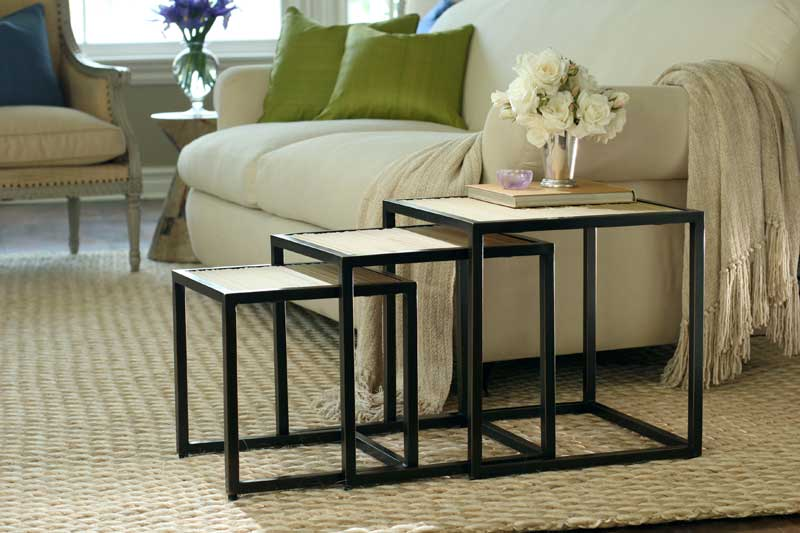 Space Saver Furniture - Nested Tables